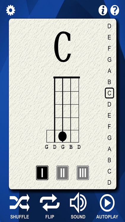 Banjo Flash Cards