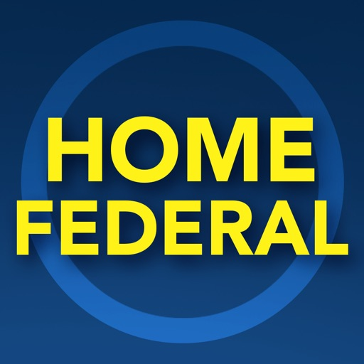 Home Federal Savings Bank Touch Banking For Ipad By