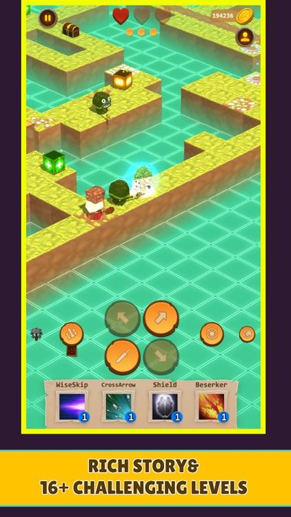 Rogue Story - RPG Adventure Games screenshot-4