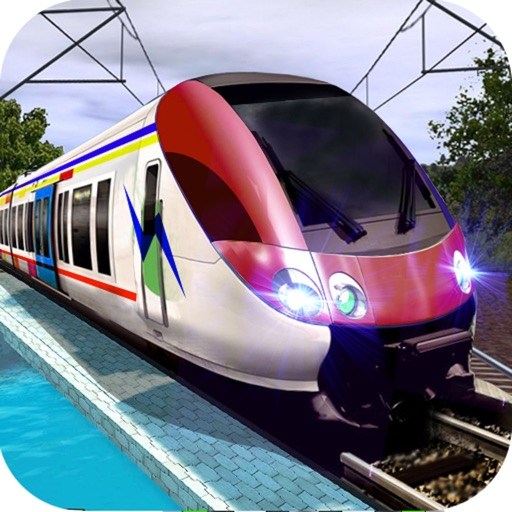 Train Racing Simulator : Bullet Racer 2016