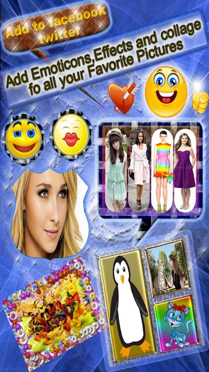 Emoji 2 Emoticons + Pic InstaCollage for Instagram
