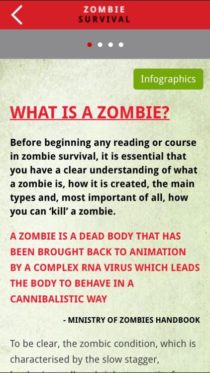 Haynes Zombie Survival Manual screenshot-3