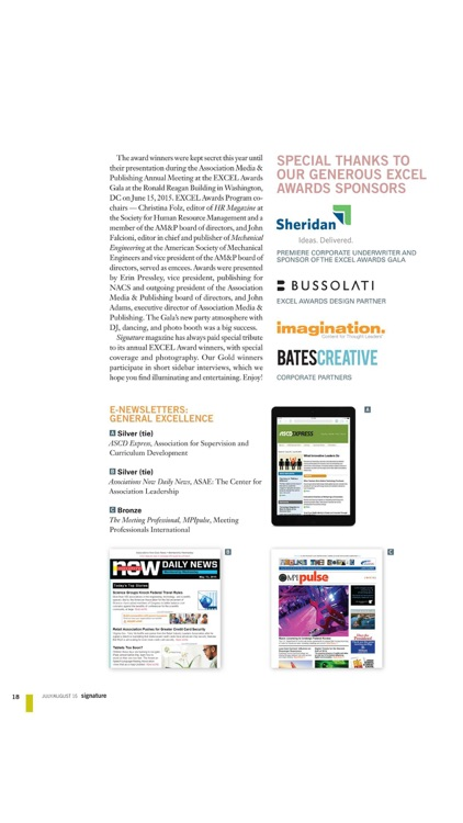 Signature Magazine screenshot-4