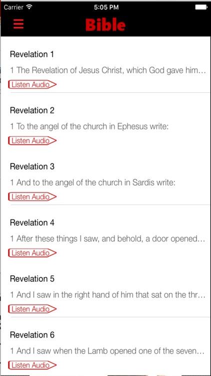 American Standard Version Bible (Audio)