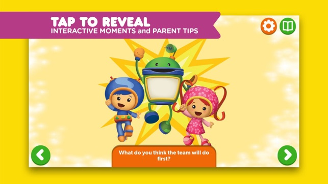 Nick Jr. Books – Read Interactive eBooks for Kids on the App ...