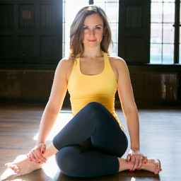 Yoga with Cara Gilman