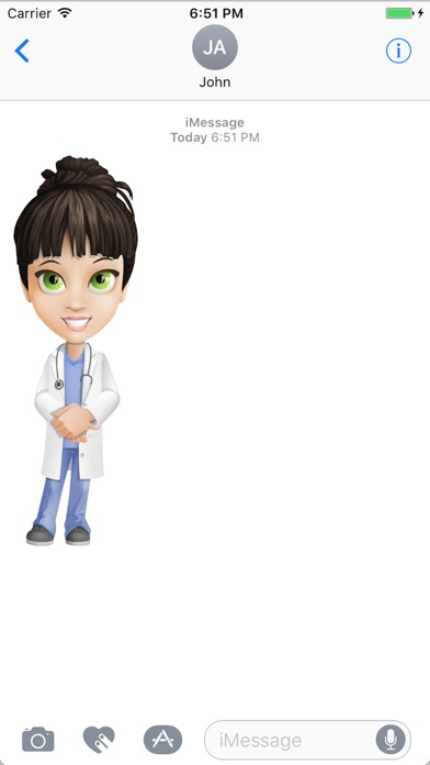 download Dr Grace Stickers apps 1