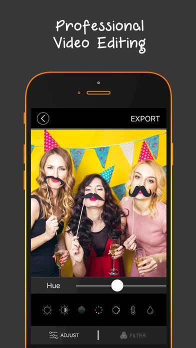 Music Video Maker - Video Editing, Video Recorder by