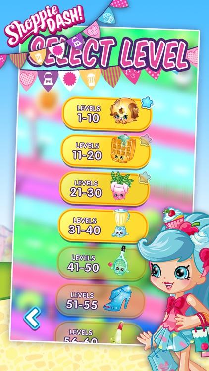 Shopkins: Shoppie Dash! screenshot-4