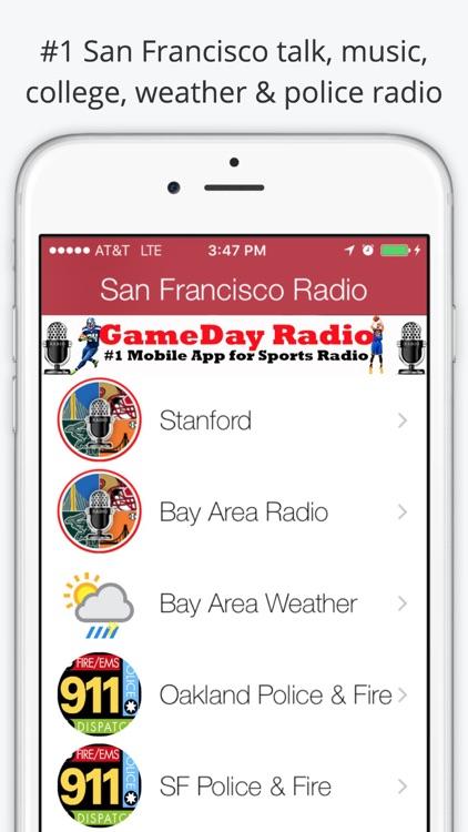 San Francisco GameDay Live Radio - 49ers and Warriors Edition screenshot-3