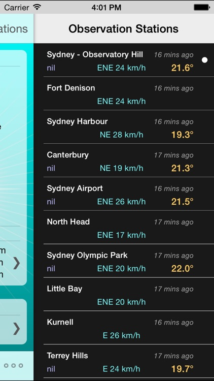 Oz Weather Plus - Australia screenshot-4