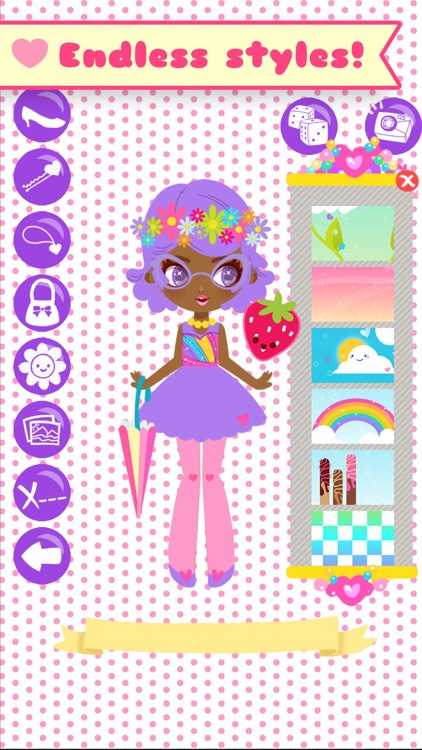 Lil 39 Cuties Dress Up Free Game For Girls Street Fashion Style By Laura Tallardy