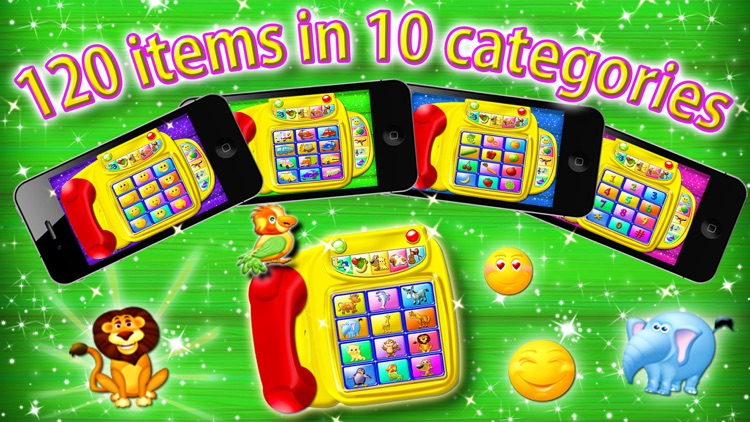 Preschool Toy Phone