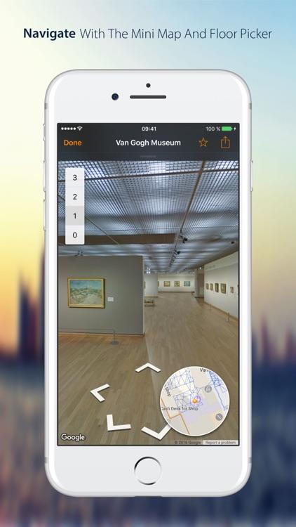 Streets – Street View Panorama Browser screenshot-3