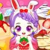 美女厨房传奇:我的免费模拟做饭做菜游戏