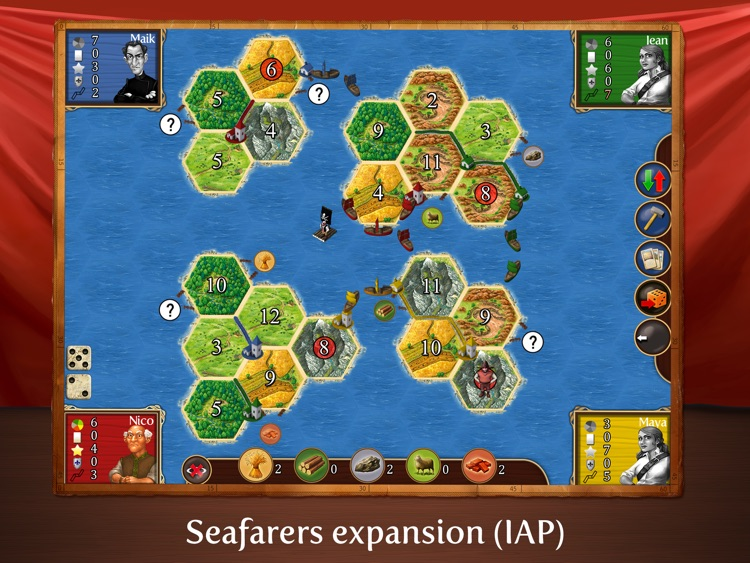 Catan Classic HD screenshot-2