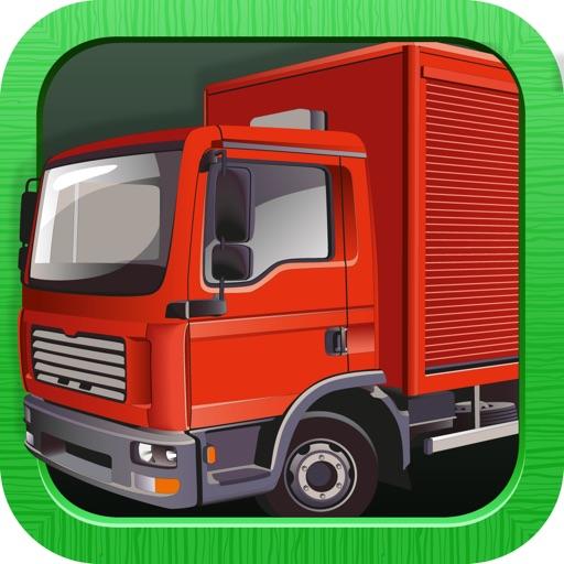 Trucks Puzzle (Premium)