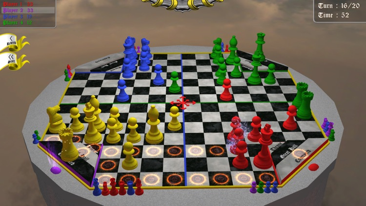 Warlord Chess Lite screenshot-2
