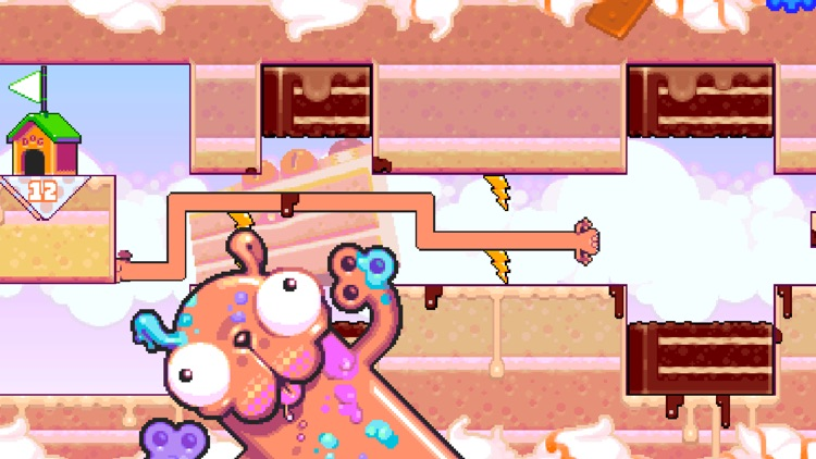 Silly Sausage: Doggy Dessert screenshot-0
