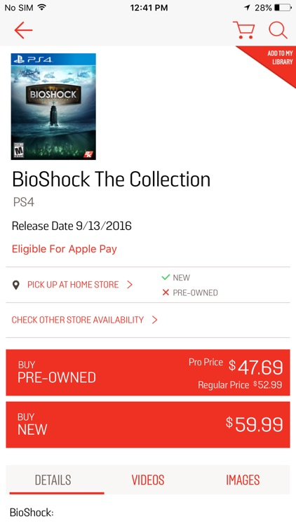 GameStop screenshot-1