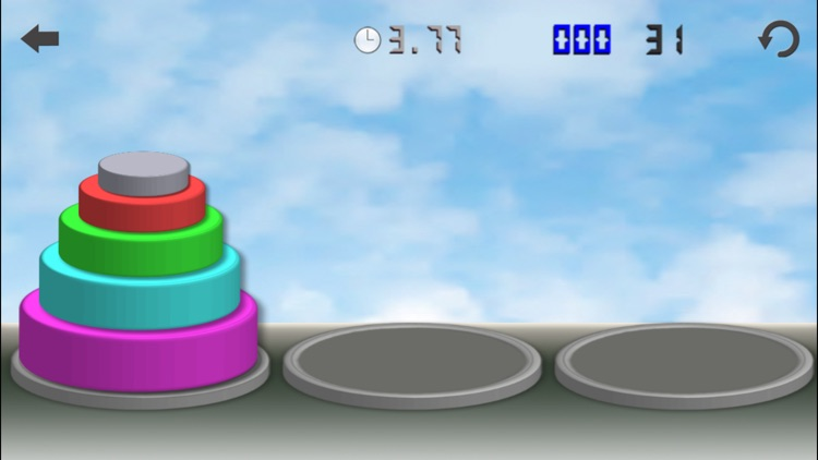 Tower Of Hanoi. screenshot-4