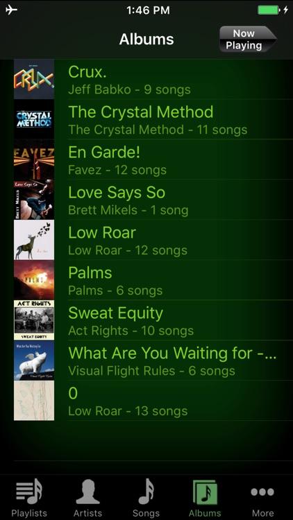 LouderLogic for iPhone