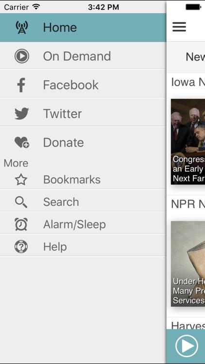 Iowa Public Radio App