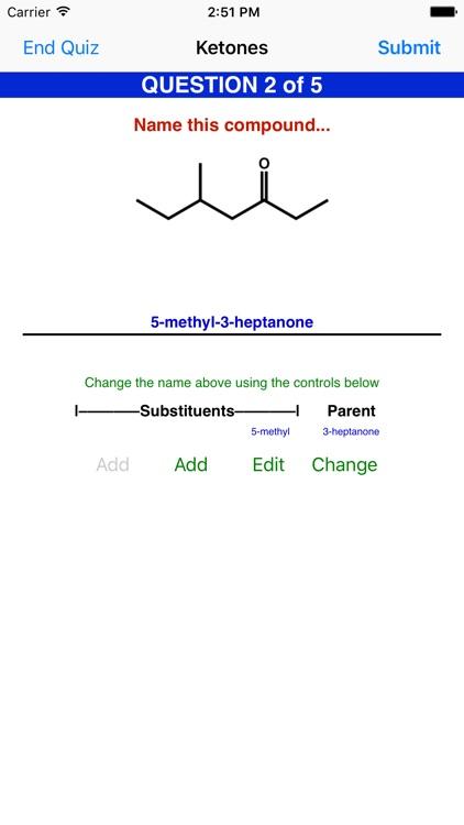 Learn Organic Chemistry Nomenclature 2