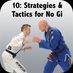 Strategies & Tactics for NoGi BJJ, Bigstrong 10
