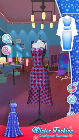 Winter Fashion Designer Games Design Your Clothes On The App Store