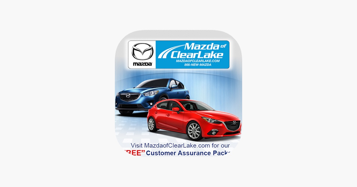 Mazda Of Clear Lake HD On The App Store
