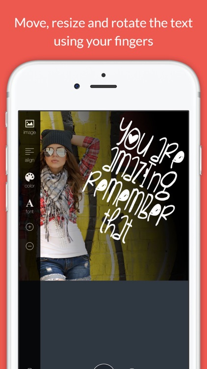 FontPassion - Add text to photos screenshot-3