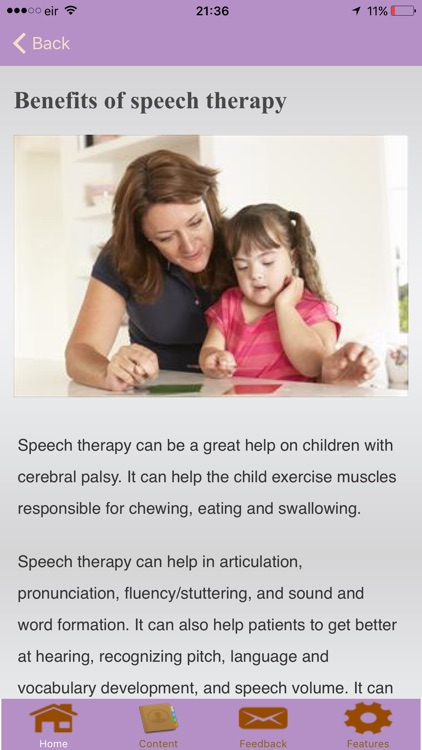 Speech Therapy Exercises screenshot-3