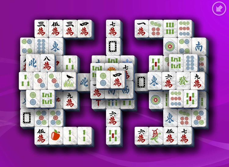 Mahjong I screenshot-4