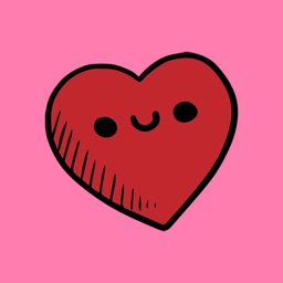 Valentines Stickers - With your special someone