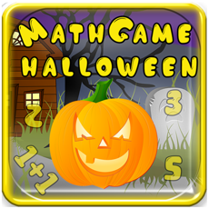 Activities of Math Halloween Number for kids - Add Subtract math
