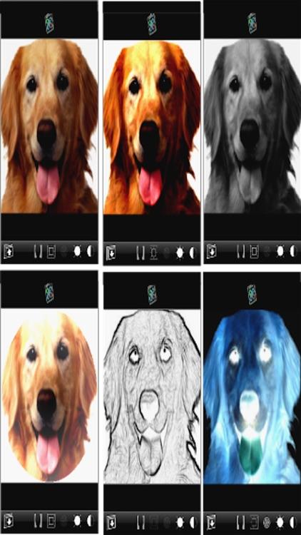 Tap Photo Mask HD screenshot-3