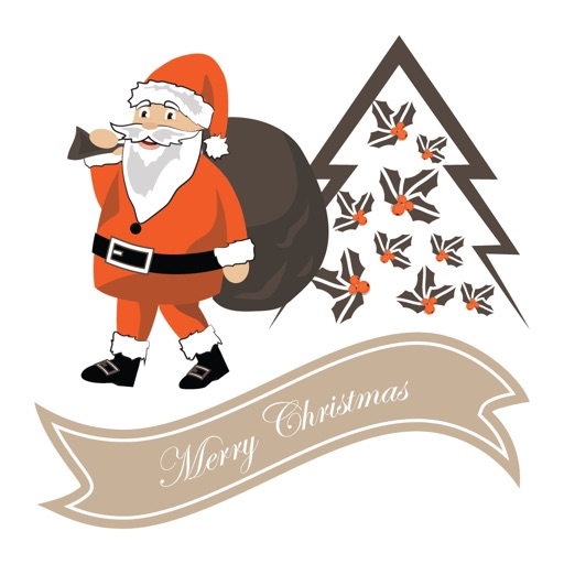 Christmas Wishes Sticker #2