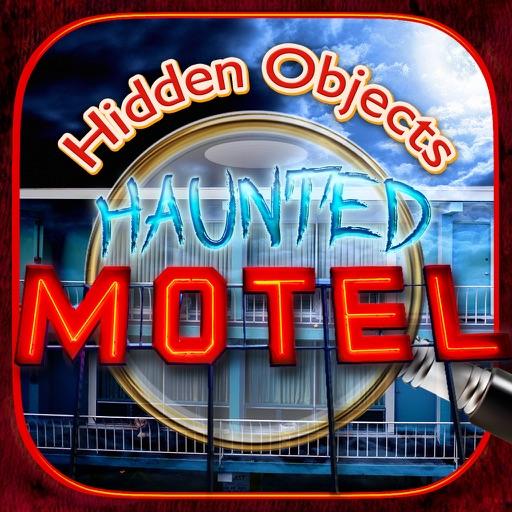 Hidden Objects Haunted Motel - Seek & Find Games