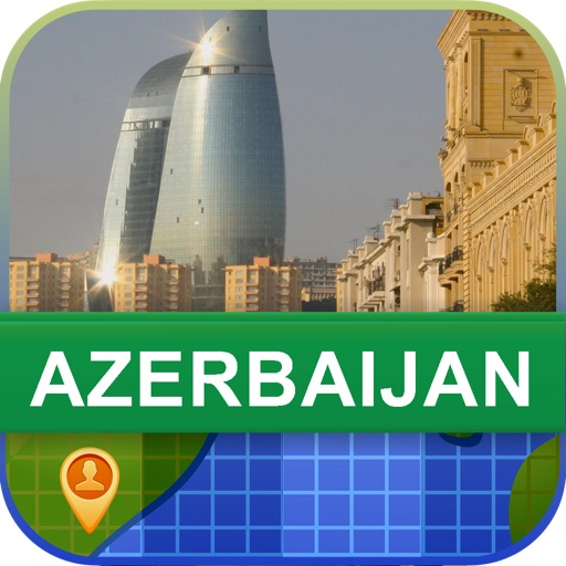 Offline Azerbaijan Map - World Offline Maps