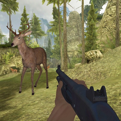 Hunting Season - Deer Sniper 3D Shooter Free Games