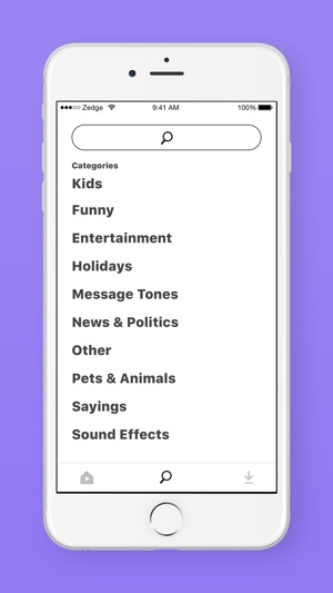 download zedge ringtones for iphone 6