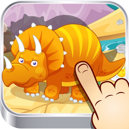 Dinopuzzle for kids and toddlers (Premium)