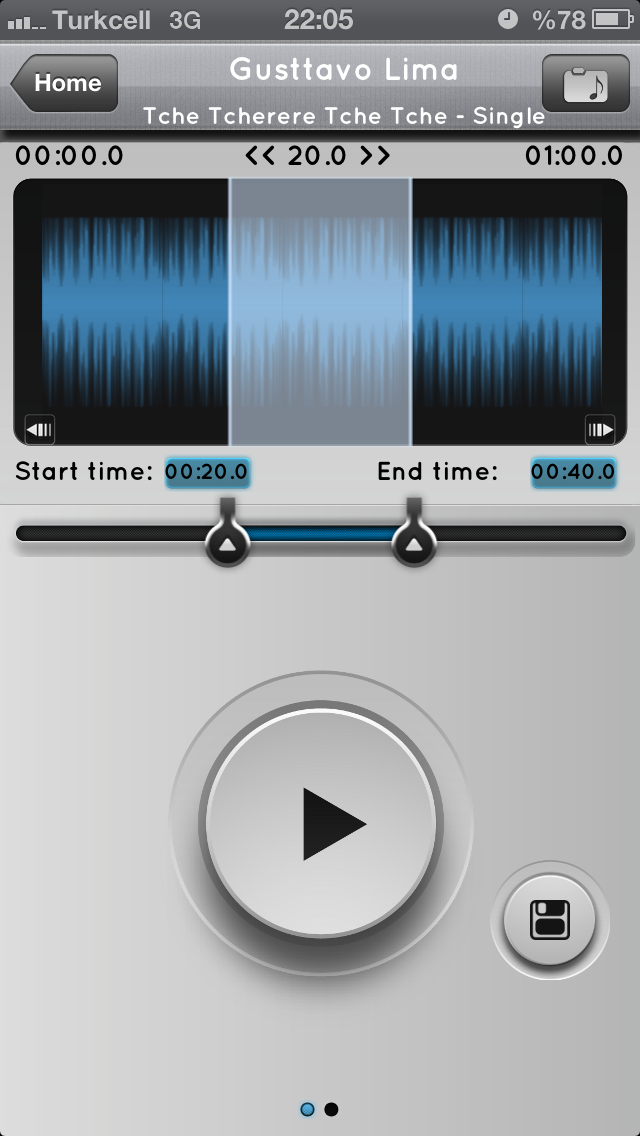 MP3 2 Ringtone [JP]のおすすめ画像3
