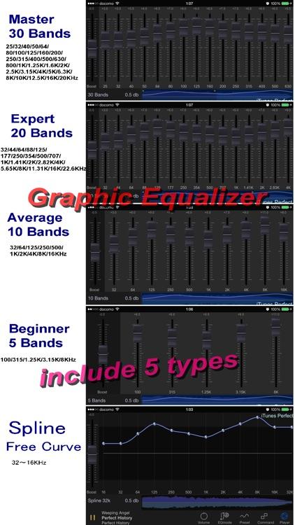 Amazing Quality Equalizer - SuperLoud Essential screenshot-3