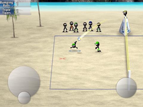 Stickman Volleyballのおすすめ画像3