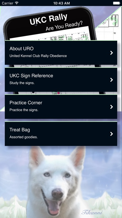 UKC Rally Dog Obedience screenshot-0