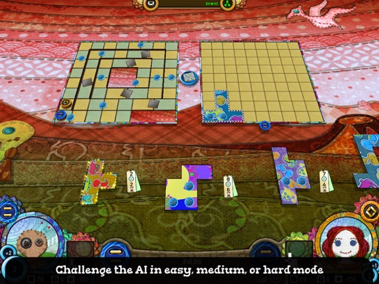 Screenshot #5 for Patchwork The Game