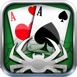 Happy Spider Solitaire HD