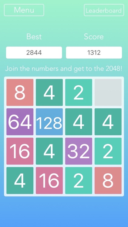 Numbers Puzzle!